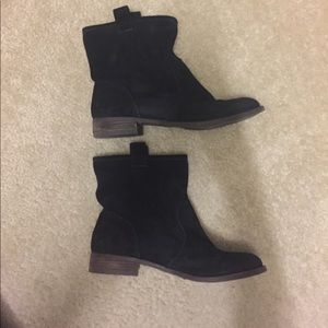 Sole Society Natasha suede ankle boot